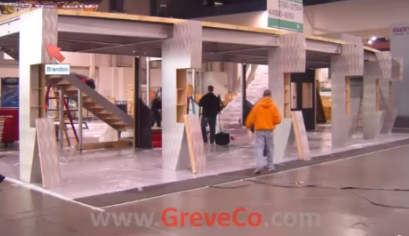 Exhibition Booth Flooring : Greve co the custom trade show booth and exhibit specialists of